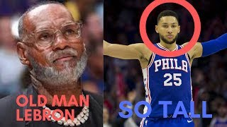 15 Strange Facts About The NBA