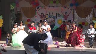 UKG children's Dance choreography by Prasanthi