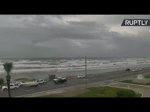 El huracán Harvey amenaza con provocar un desastre en Texas