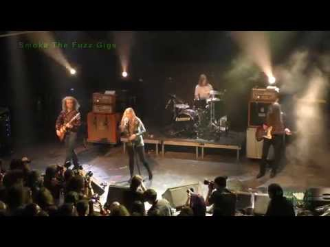 Blues Pills - (complete show) @Gagarin205, Athens 24/01/2015