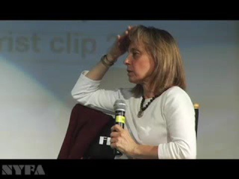 Guest Lecture Barbara DeFina (part 1) - New York Film Academy (NYFA) fragman