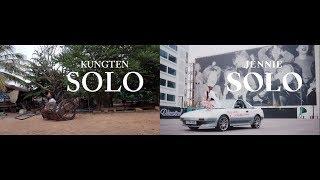 Blackpink & Deksorkrao - 'solo Kungten ' M V