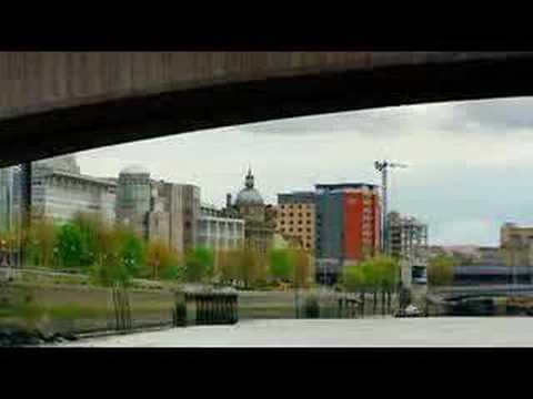 Glasgow City Centre Regeneration