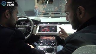 Range Rover Velar - Blade System Tour
