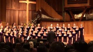 SRVHS Treble Clef - Golden State Champions 2014 - THUS SINGS MY DEAREST JEWEL (Required Piece)