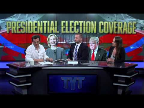 NBC Presidential Forum: The Young Turks Biggest Winner