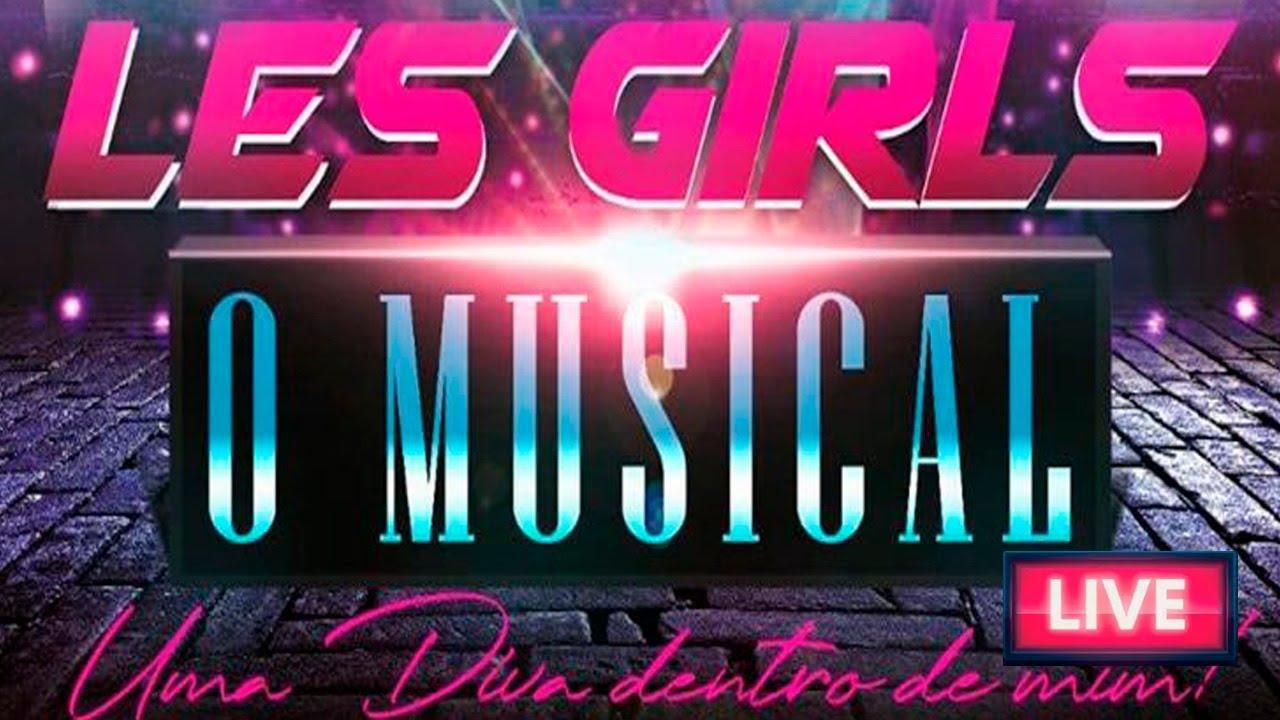 """LES GIRLS """"UMA DIVA DENTRO DE MIM"""" l LIVE SHOW"""