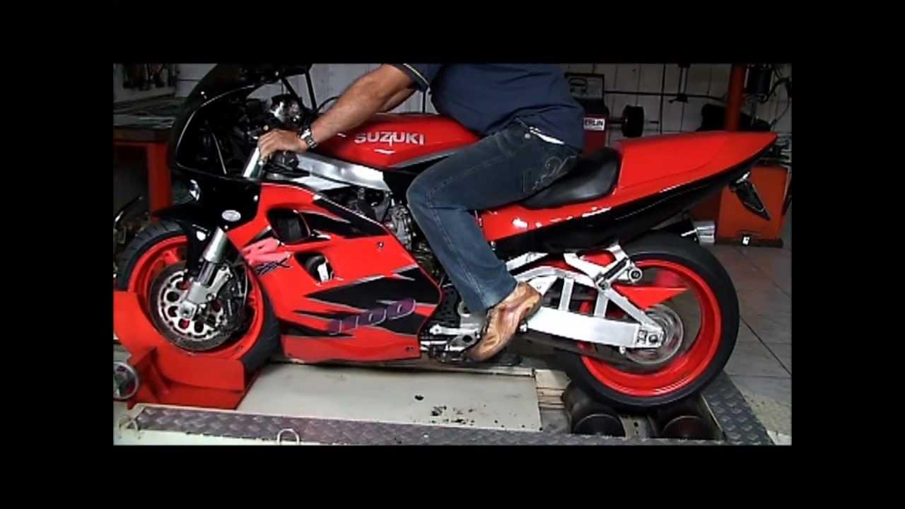 lr motos suzuki 1100 vermelha no simulador de velocidade youtube. Black Bedroom Furniture Sets. Home Design Ideas