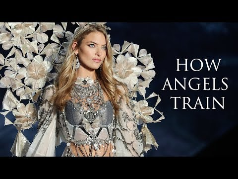 How Angels Train For The Victoria's Secret Fashion Show 2017