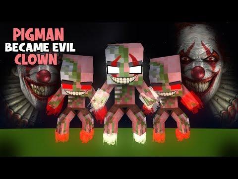 MONSTER SCHOOL : ZOMBIEPIGMAN BECAME VILLAIN - EPIC FIGHT - Minecraft Animation