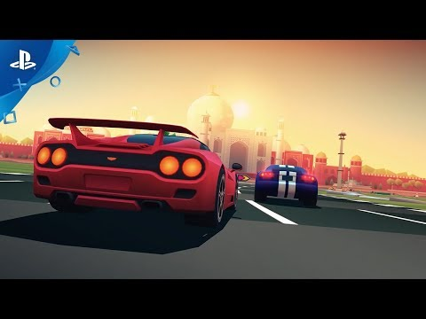 Horizon Chase Turbo - Launch Trailer | PS4