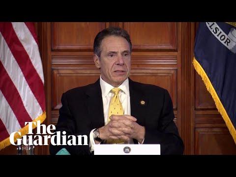 Coronavirus: New York Governor Cuomo Gives Sunday Update – Watch In Full