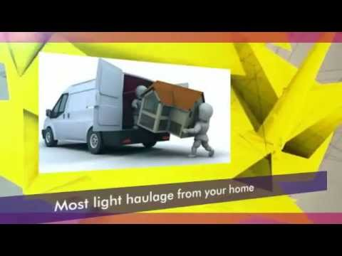 Man, With, Van, Move, Art, Furniture, Europe, UK, Transport, Removals