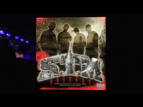 S.T.M 『TARGET feat. GHETTO INC., GIPPER』 1st ALBUM 『RESTART』