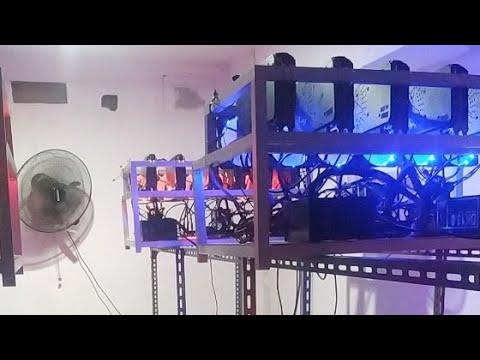 cek / maintenance perawatan farm mining ethereum / bitcoin jakarta ...
