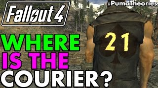 Fallout 4 Where is the Courier from Fallout New Vegas Lore and Theory PumaTheories