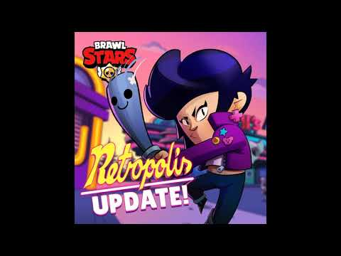 Brawl Stars Music  Retropolis Battle Theme 2