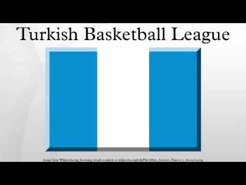 turkis basketball league