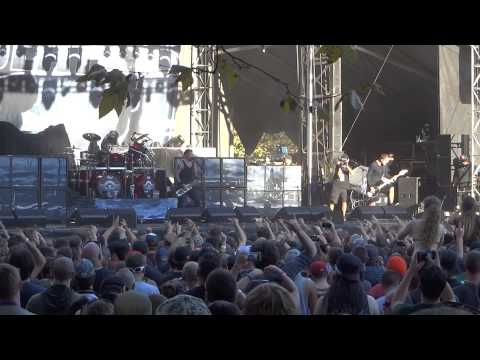 Volbeat Warriors Call Aftershock Festival 2013