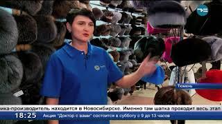 видео Меховая шапка из норки, головные уборы из натурального меха в интернет магазине Меха Петербурга