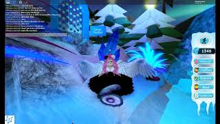 Roblox Royale High New Year's update, cristal pony's tiara location