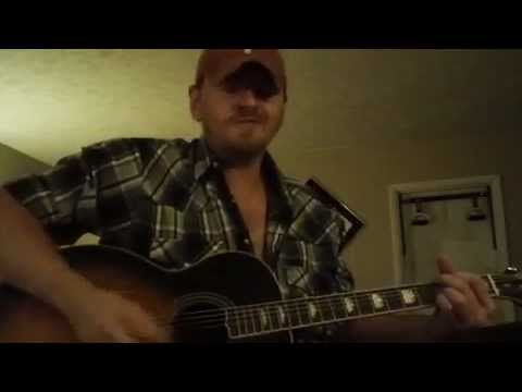 LIKE THERE'S NO TOMORROW - JUSTIN MOORE - ( ACOUSTIC COVER)