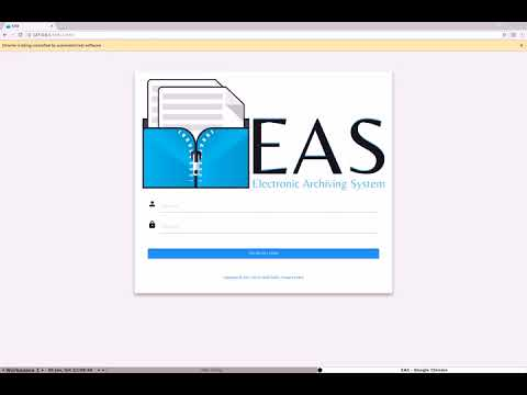 EAS: Scenario Sign in with user different to admin and author and trying to delete a document