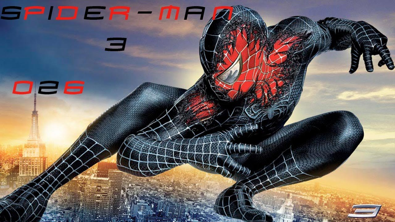 spider man 3 deutsch