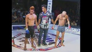Kick -Ass UGB-MMA Fight! [Larsson Vs. Redula]