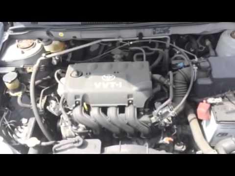 Распил из Японии Toyota Corolla Fielder - YouTube