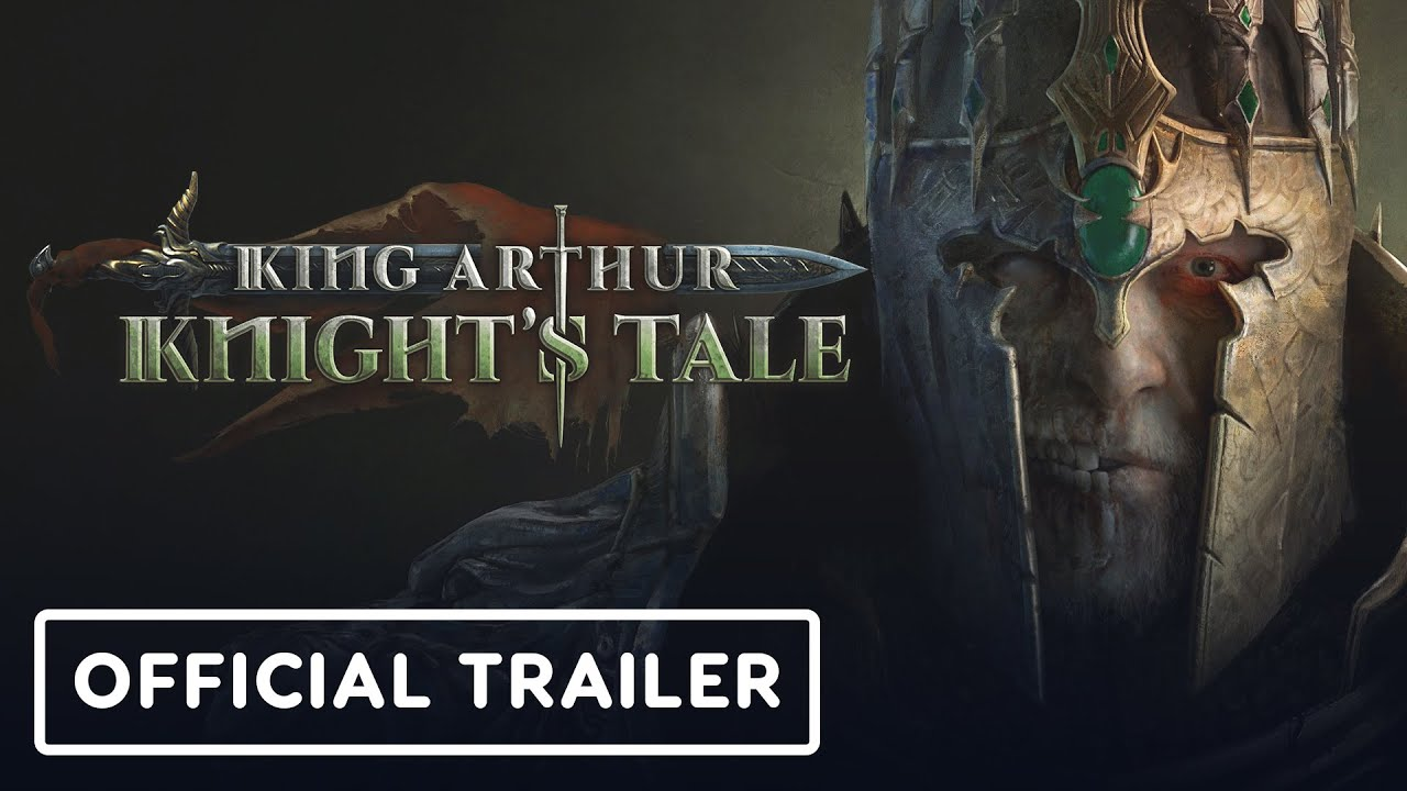 King Arthur Knight S Tale Official Announcement Trailer Youtube