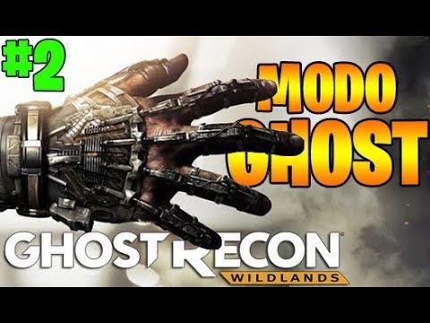 NUEVO MODO GHOST EXTREMO! #2 KATARI - GHOST RECON WILDLANDS