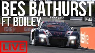 IRacing - BES 3 Hours Of Bathurst | FT. 'Boiley'