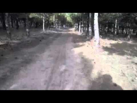 ANKARA MOUNTAINBIKE - VIEW POINT TRAIL - EYMIR LAKE