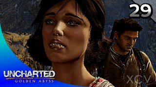 Uncharted: Golden Abyss Walkthrough Gameplay Part 29 · Chapter 29: Doorway of the Gods