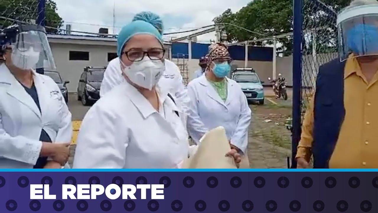 Médicos despedidos por régimen Ortega Murillo demandan reintegro a sus labores
