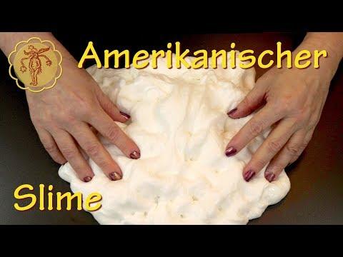 Slime: XL Amerikanischer Slime mit Elmer's Glue und Sta Flo