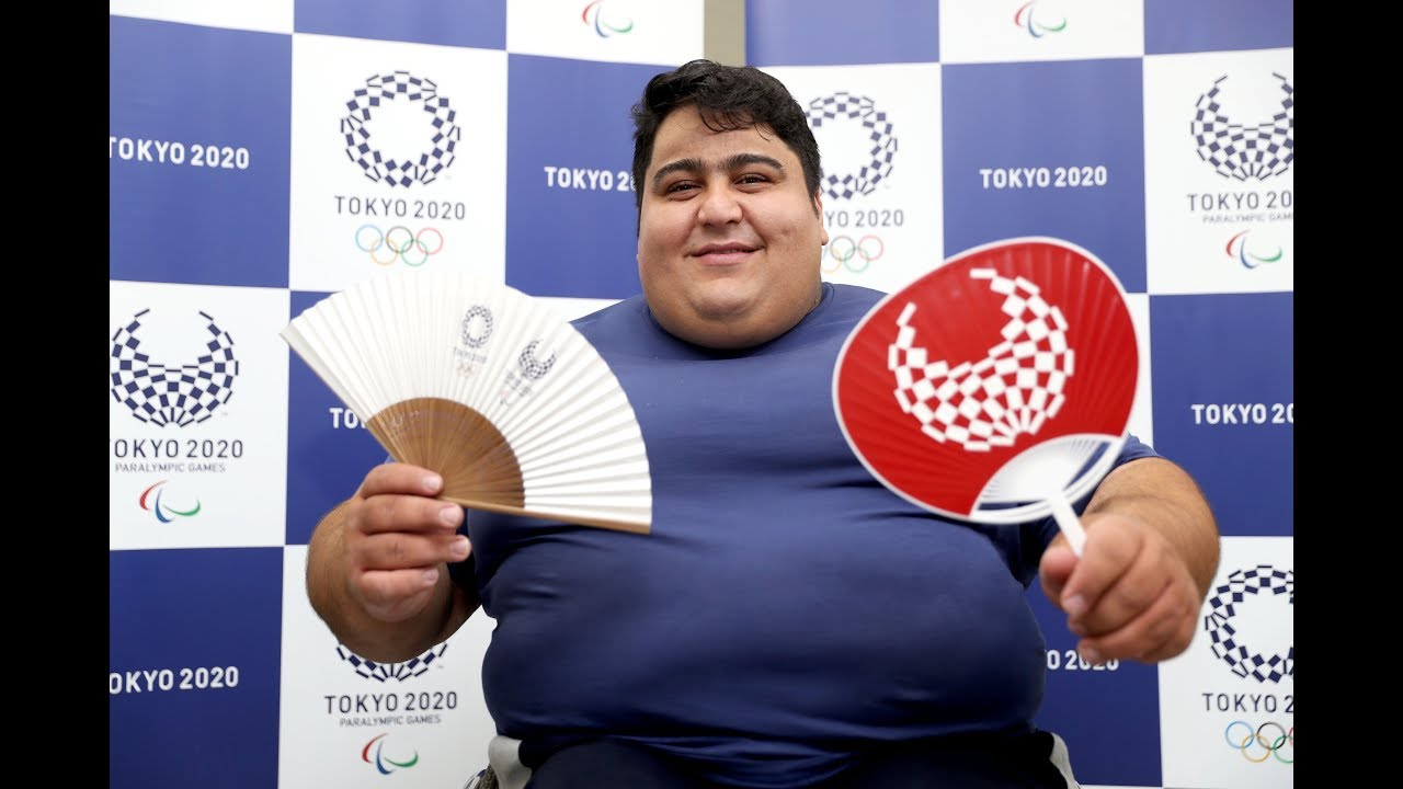 20 questions and answers with para athlete siamand rahman youtube
