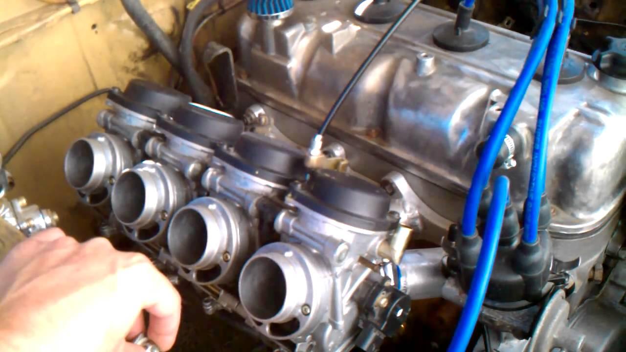 toyota 2tc motor #7