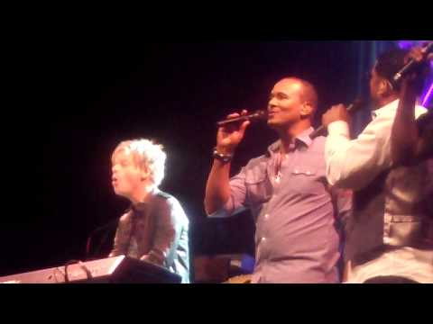 Brian Culbertson You Are My Music With Take 6  Napa Valley Jazz Getaway 2013