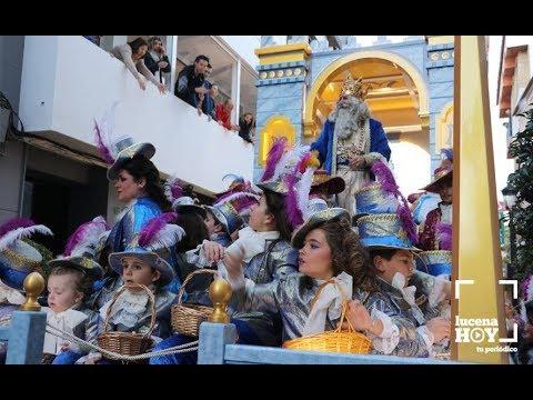 VÍDEO: Ciudadanos se interesa por la declaración como Fiesta de Interés Turístico de la Cabalgata de la Ilusión