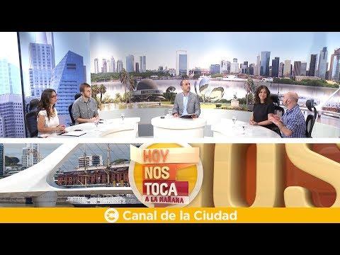 """""""Cómo criar hijos no machistas"""": Liora Gomel y Ariel Dorfman en Hoy nos toca a la Mañana"""
