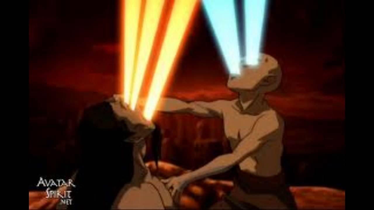 The End of Avatar (Energybending Scene)