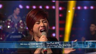 Vietnam Idol 2015 - Gala 1 - Bang Bang - Vân Quỳnh