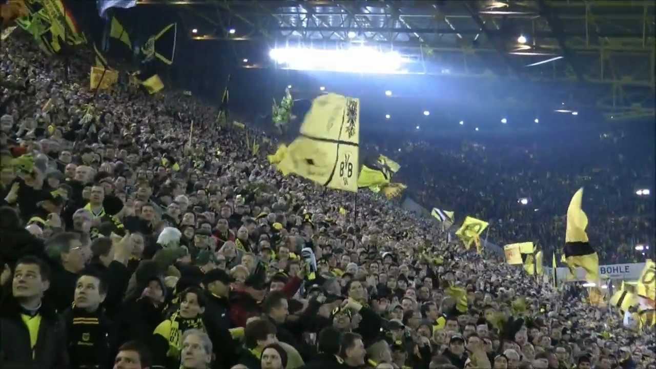 Dortmund - Hannover 3-1 Stimmung Fans BVB Borussia Dortmund Hannover 96