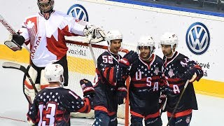 USA vs. Canada - 2017 IIHF Inline Hockey World Championship