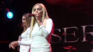 SEREBRO - Get lost with me (Москва, GIPSY)