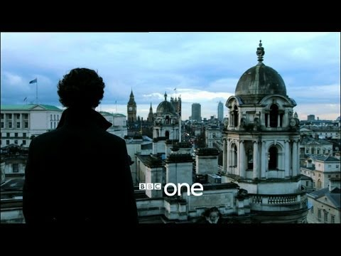 #SherlockLives - Sherlock: Series 3 TV Trailer - BBC One