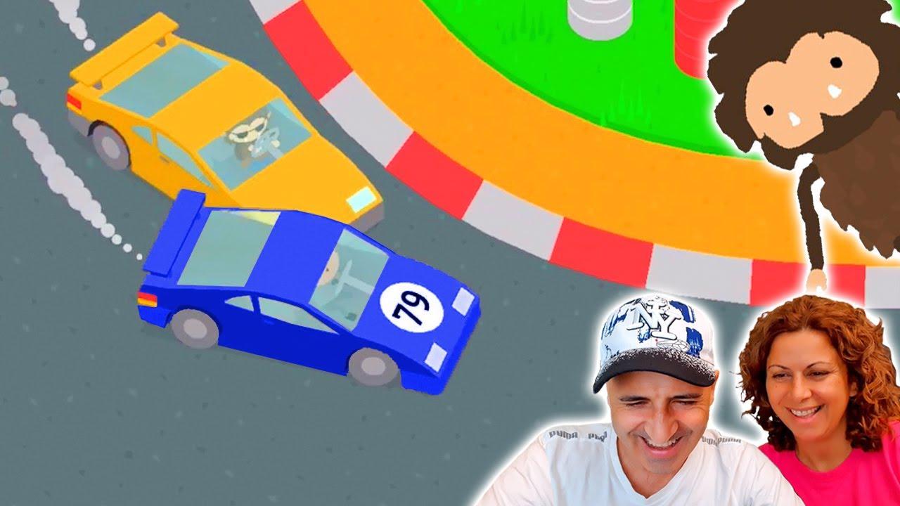 SNEAKY SASQUATCH en el PIE GRANDE 100, la GRAN CARRERA de super coches para ganar DINERO