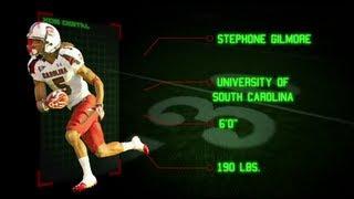 Stephon Gilmore, CB, South Carolina - NFL Draft Preview
